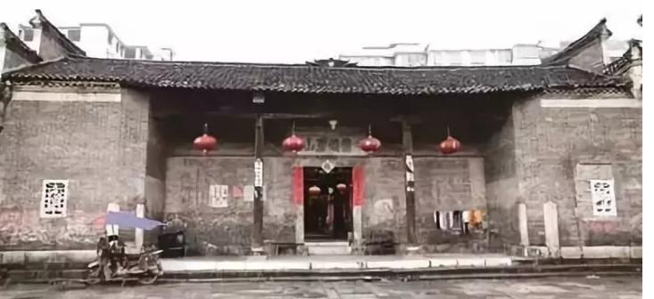 耒阳棠阴第:伍氏家族的大宅院,经历风雨四百余载
