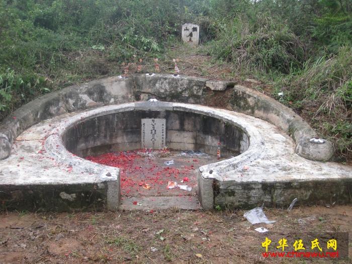 伍氏祖墓 | 广东省台山市四九镇下坪部分先祖墓合集