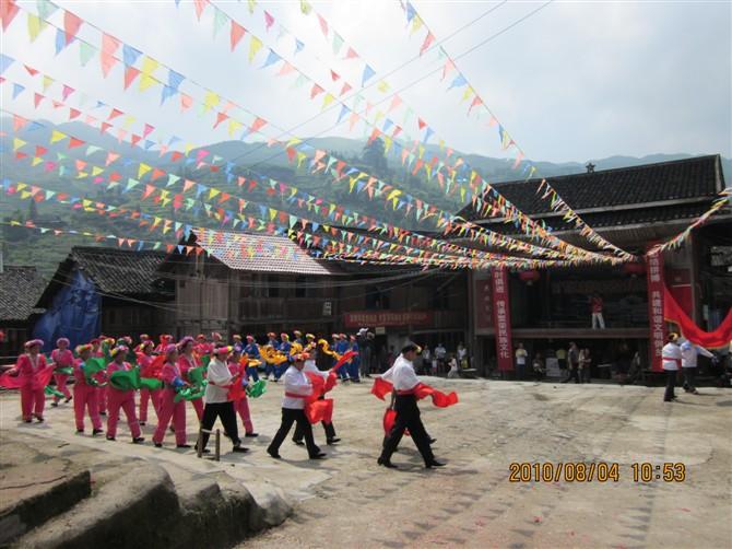 广西2010年地灵百家宴
