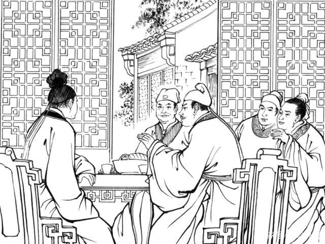 民间传说:伍奢娶狐仙,伍子胥认亲娘