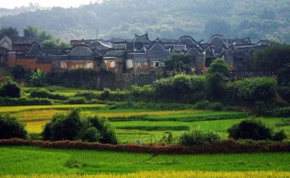 福建建瓯徐墩伍石古民居——清末被誉为建瓯西出第一家的伍石山庄
