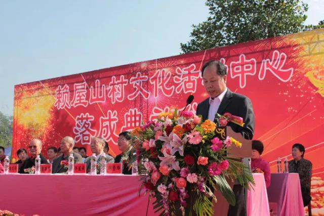 【伍家人第一期】伍尚佳捐款130多万元为家乡建成文化活动中心