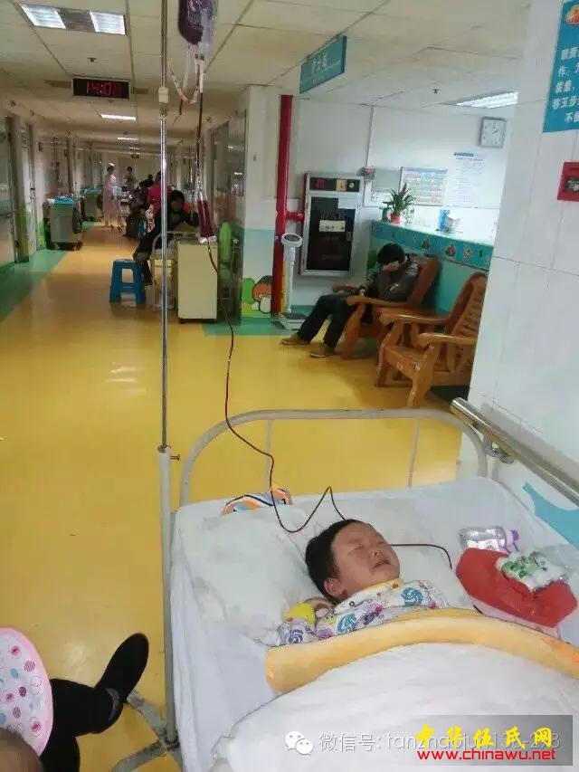 爱心呼吁——藏在骨髓里的生命 | 救助3岁的小女孩伍瑾萱