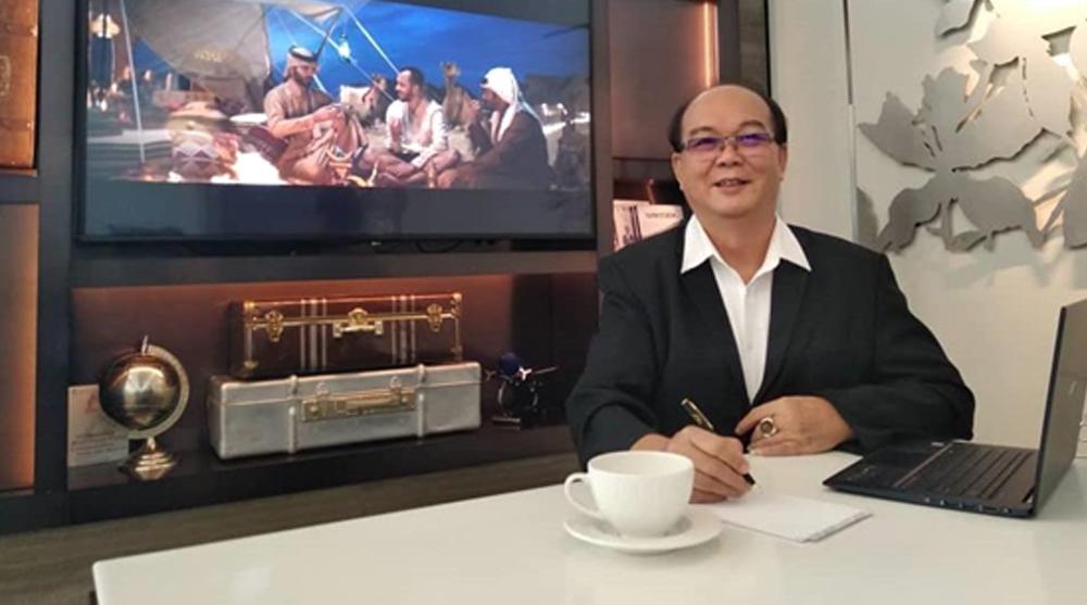 印尼华裔企业家伍永强